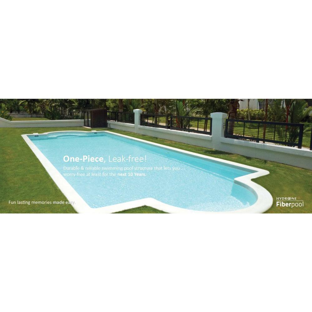 HYDRO ONE – Fiberglass Swimming Pool (please call for site ...